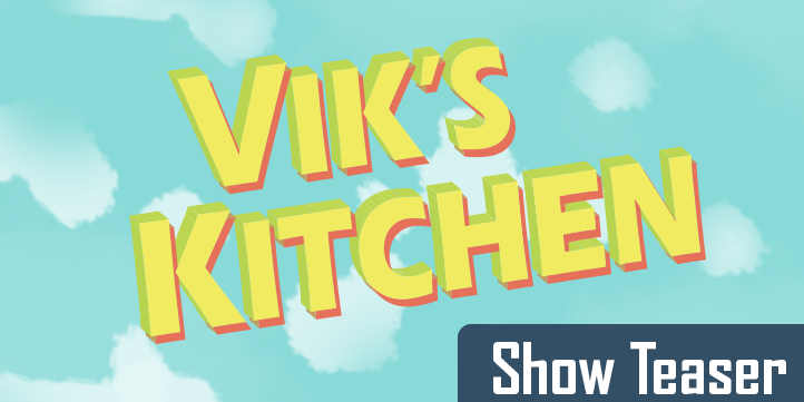 Vik's Kitchen Adobe Character Animator Teaser