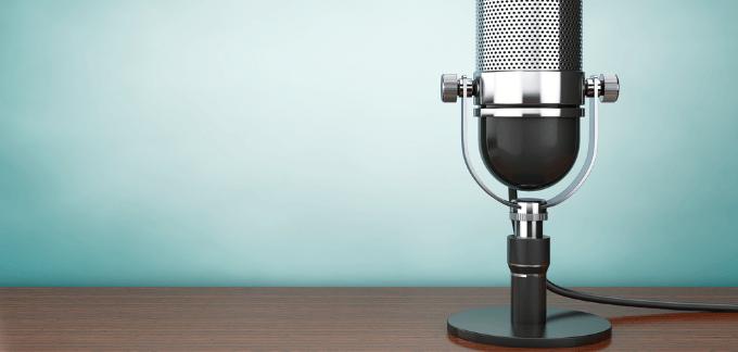 Recording audio for Adobe Character Animator