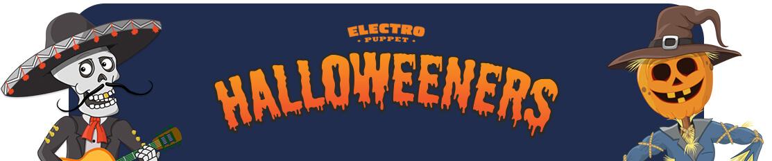 ElectroPuppet Halloweeners