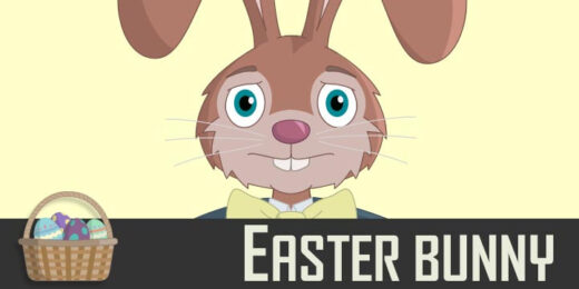 Easter Bunny Adobe Character Animator Puppet