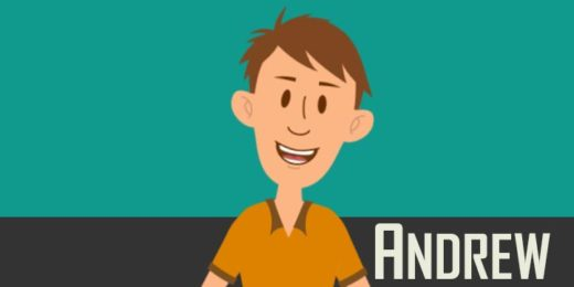 Andrew - Adobe Character Animator Puppet