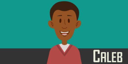 Caleb - Adobe Character Animator Puppet