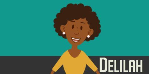 Delilah - Adobe Character Animator Puppet