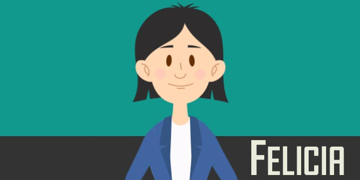 Felicia - Adobe Character Animator Puppet