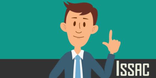 Issac - Adobe Character Animator Puppet
