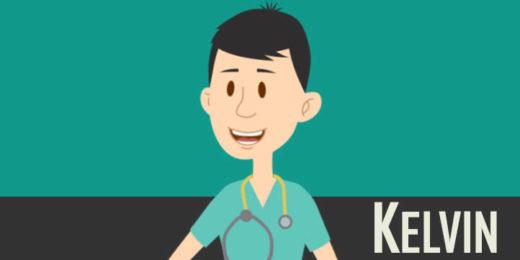 Kelvin - Adobe Character Animator Puppet