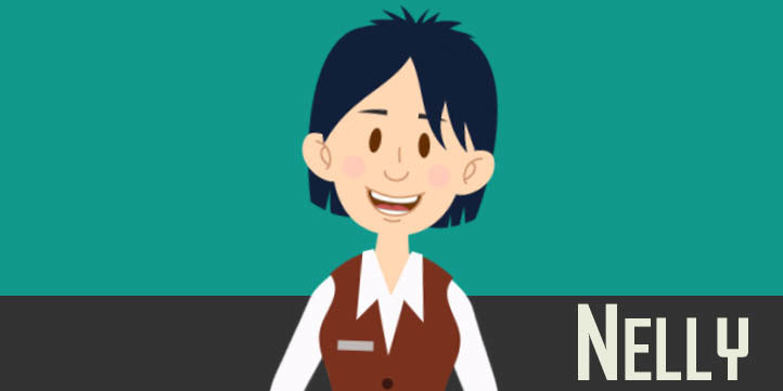 Nelly puppet available for Adobe Character Animator
