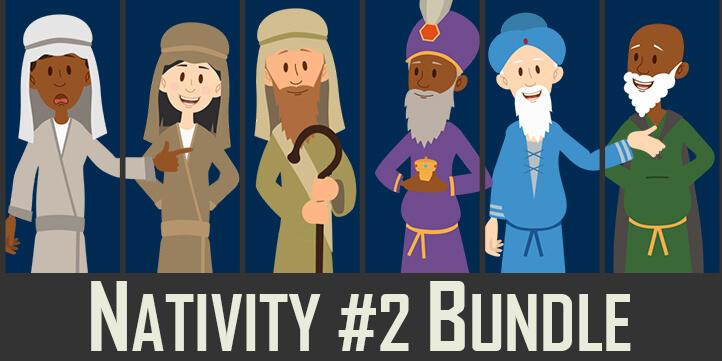 Nativity Bundle 02