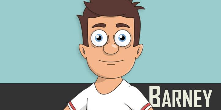 Barney - Puppet for Adobe Character Animator