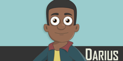 Darius - Puppet for Adobe Character Animator