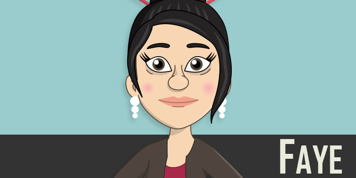 Faye - Puppet for Adobe Character Animator