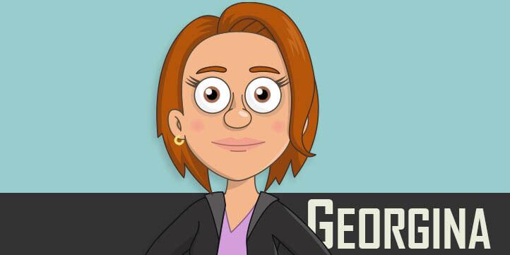 Georgina - Puppet for Adobe Character Animator