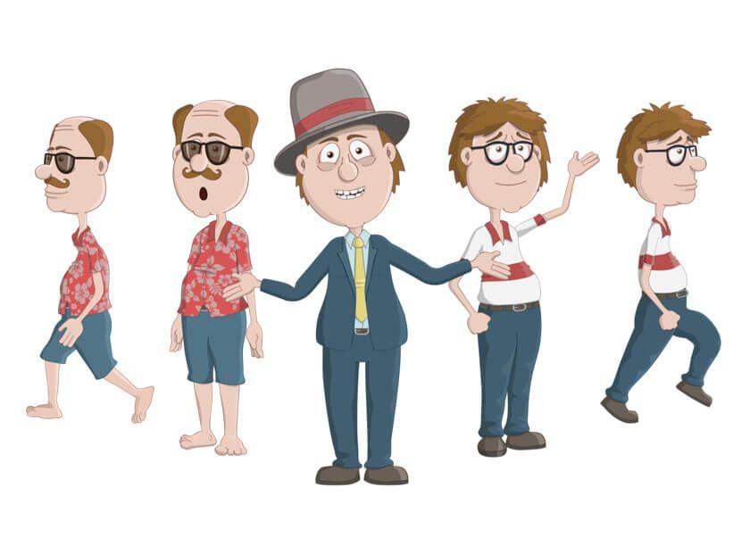 Dudley Walk & Talk Puppet