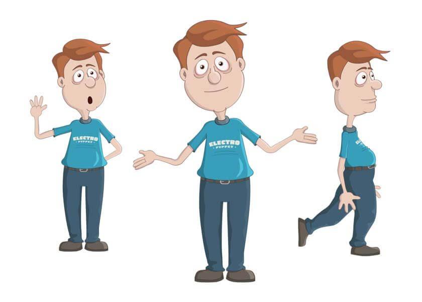 Free Adobe Character Animator Puppet