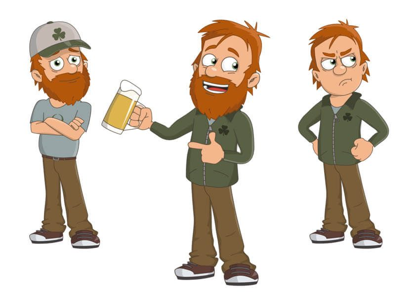 Harry - Puppet for Adobe Character Animator