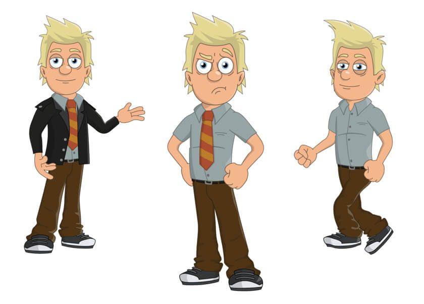 Leo - Puppet for Adobe Character Animator